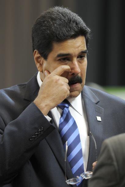 Nicolas Maduro, canciller venezolano, señaló al diario que...