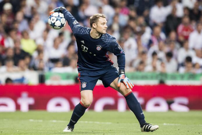 Manuel Neuer (Alemania/Bayern Múnich)