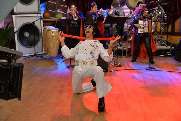 Elvis fue un hombre que impuso moda y marcó a más de una generación con...
