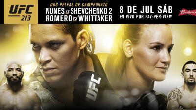 ¡No te pierdas el enfrentamiento entre Amanda Nunes y Valentina Shevchenko!
