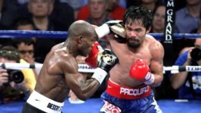 acquiao y Bradley volverán a pelear en Las Vegas.