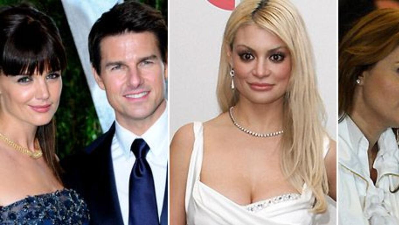 Los Chismes están protagonizados esta semana por Tom Cruise y Katie Holm...