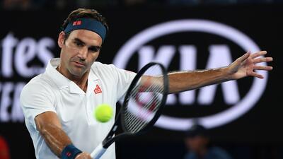 Federer jugará Roland Garros por primera vez desde el 2015