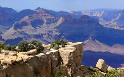 Grand Canyon National Park (South Rim) en Arizona