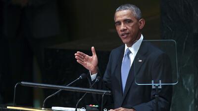 Obama pide en ONU unidad en la lucha contra el Estado Islámico