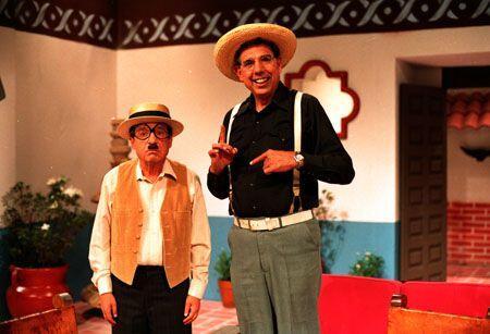 Estos dos sí que están chiflados, se trata de 'Lucas Tañeda' y 'Chaparró...