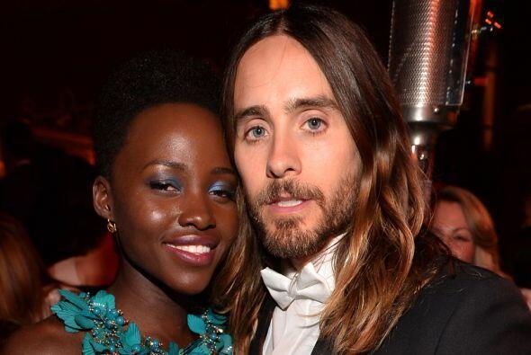 """Parece que la """"gran amistad"""" de estos actores está tomando tintes de rom..."""