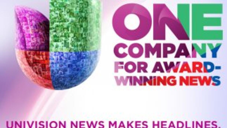 Univision se hizo acreedor de un Peabody Award por su investigación peri...