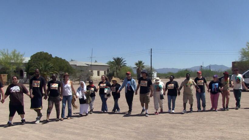 'La Caravana contra el Miedo' denuncia intimidación en Arizona Caravana8...