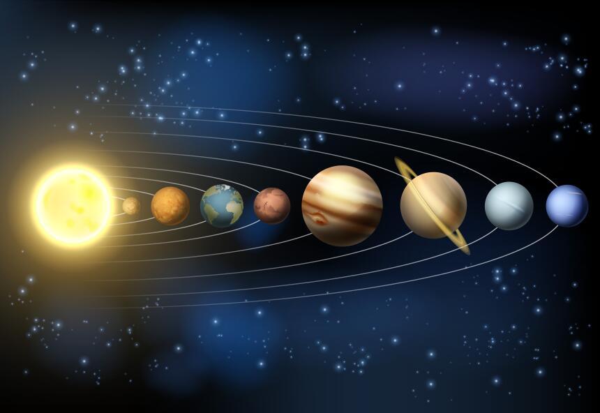 Habrá una alineación de los planetas, ¡a simple vista!