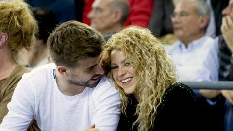 Shakira y sus Piqués