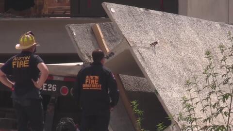 Trabajador muere en una construcción en Austin aplastado por un bloque d...