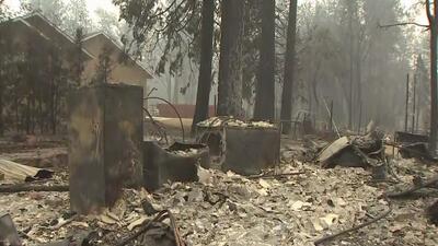 Familia hispana narra la pérdida de su patrimonio por el incendio Camp