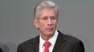 Gerardo Ruiz Esparza, secretario de Comunicaciones y Transportes mexicano.