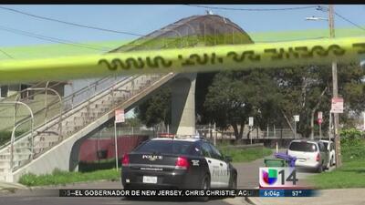 Menor murió baleado camino a la escuela en Richmond