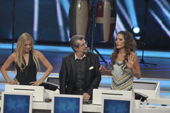 El 'Flaco' Ibáñez escuchaba a Raquel con muchísima...
