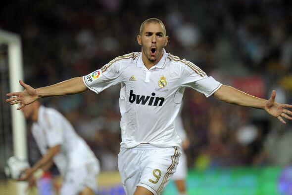 Karim Benzema: el francés disfruta de su mejor año tras protagonizar una...