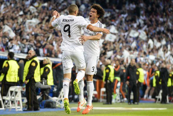 El Real Madrid se posicionó con una ventaja mínima de cara al choque en...