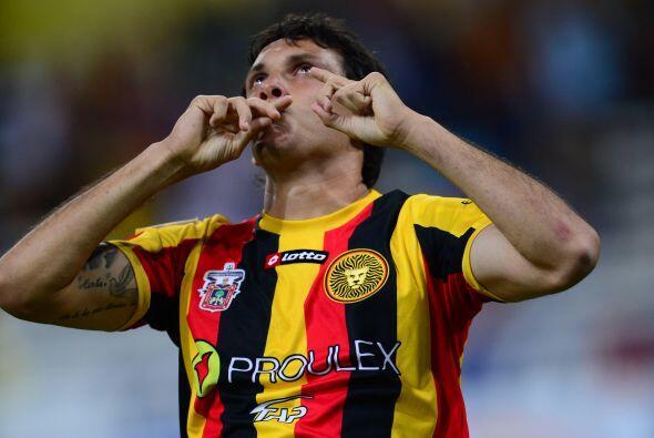 El destino del futbolista es el 'ublense, escuadra con la que jugará por...