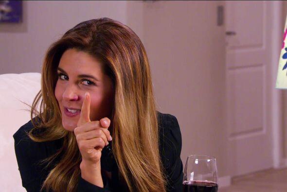 Eres tremenda Isabela, sólo te estás imaginando lo que está sufriendo la...