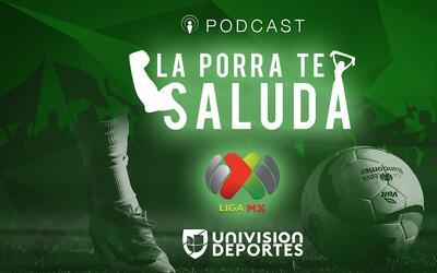 Escucha cada semana 'La porra te saluda' un podcast de Univision Deportes.