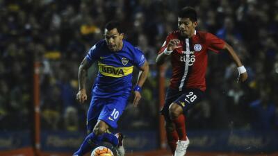 Boca Juniors superó a Cerro Porteño y ya está entre los ocho mejores de la Libertadores