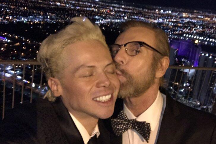 Alejandro Tommasi se casa con su novio en Las Vegas