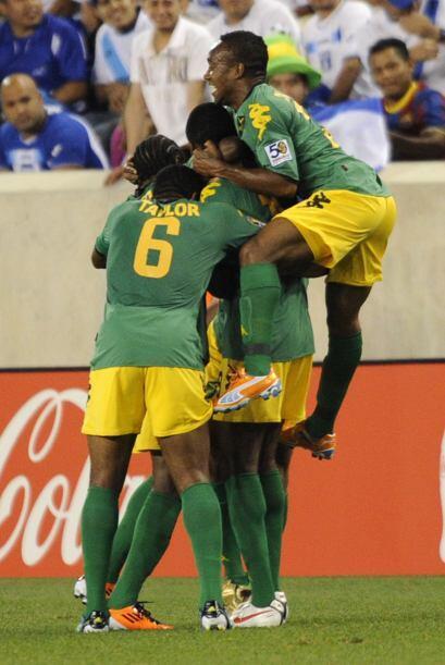 La selección de Jamaica volvió a hacer una demostraci&oacu...