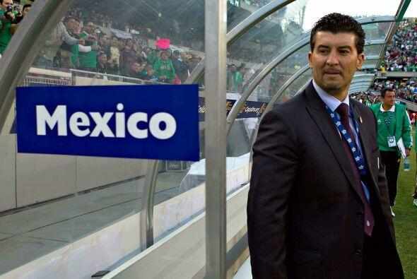 Herrera buscará mantener el puesto durante estos 4 años en comparación c...