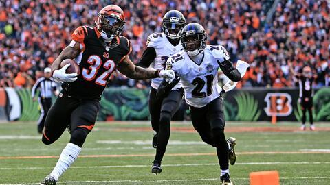 Bengals 24-16 Ravens: McCarron llevó a Cincinnati a la victoria sobre Ba...