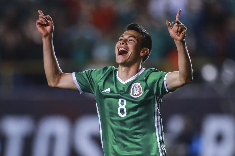 Microinfarto de México en una sufrida victoria de 3-1 ante Trinidad y To...