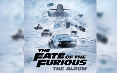 The Fate of the Furious Soundtrack Listing