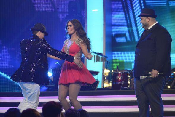 Como Fer Corona bailó la semana pasada con la Guzmán, Dann...