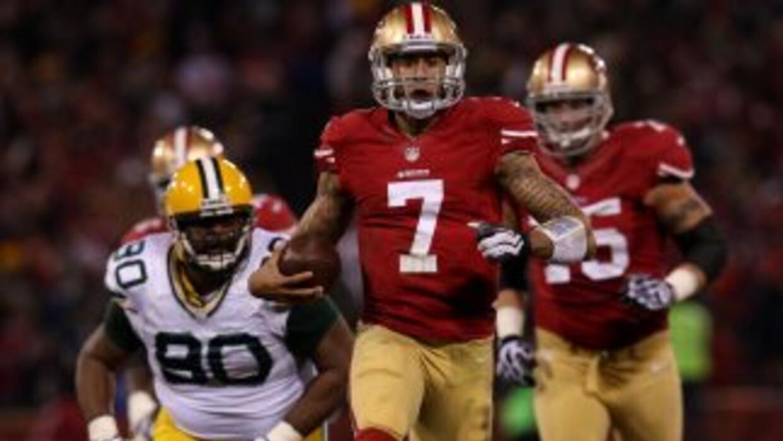 En su etapa colegial, el hoy quarterback titular de los 49ers escogió lo...