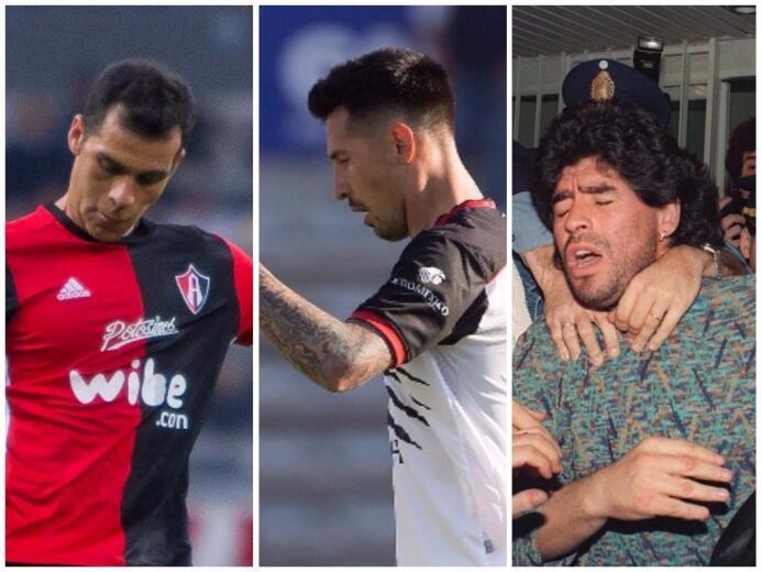 Fabbro y otros futbolistas en el mundo en líos judiciales untitled-colla...