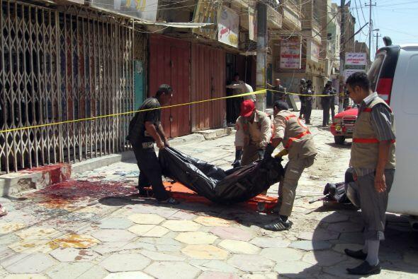 Desde el 20 de marzo de 2003, el total de bajas en las filas de la coali...
