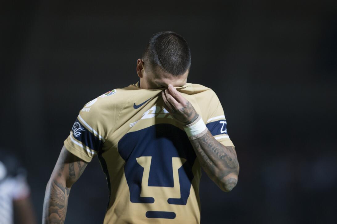 Jornada 4 - Lobos vs. Pumas: Nico Castillo tuvo que repetir su cobro por...