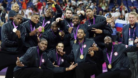 """El """"Dream Team"""" del 2012"""