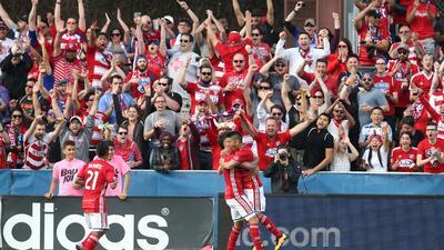 Cinco clubes de la MLS consiguen su pase a cuartos de final de la Copa A...