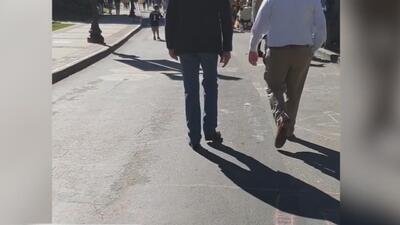 Un estudiante de Georgia Techacusa al senador Perdue de agarrar su celular