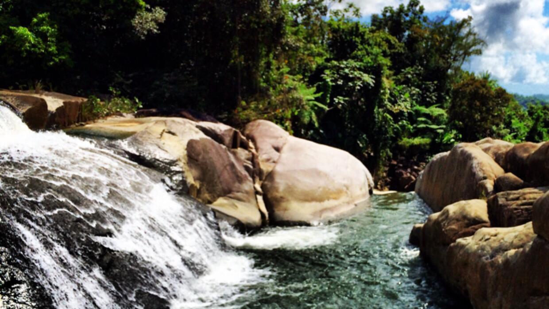 Río Blanco de Naguabo