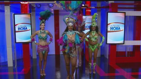 Con música y color, los latinos se unirán al Hollywood Carnival el próxi...