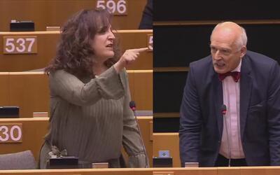"""Parlamentario polaco: """"Las mujeres deben ganar menos porque son menos in..."""