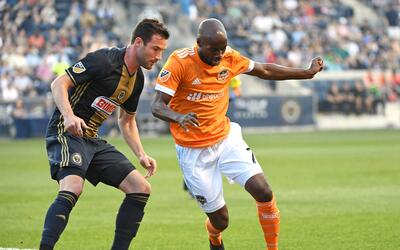 DaMarcus Beasley Houston Dynamo