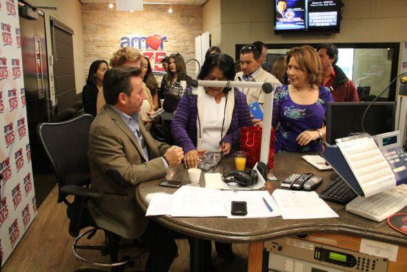 Ricardo Montaner visitó nuestros estudios y compartió su nueva producció...
