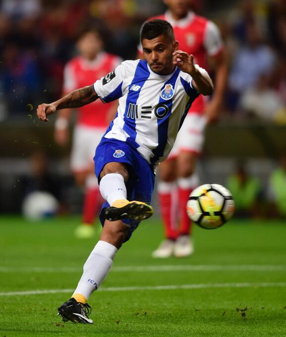 Suplentes: Jesús Corona (F.C. Porto)