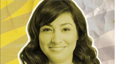La comediante es la primera latina en incorporarse al elenco regular de...