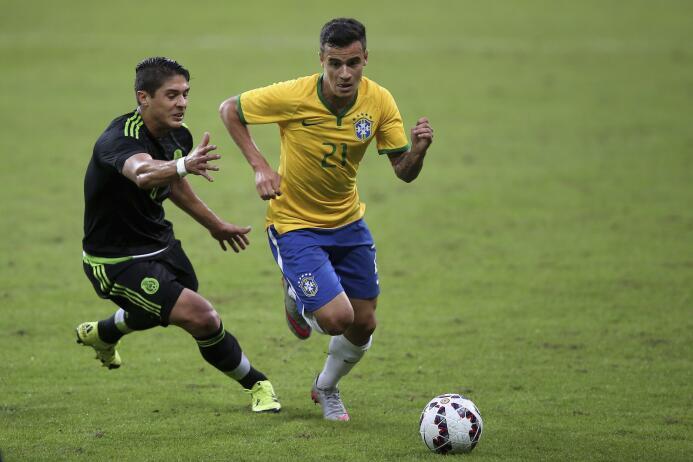 Calificamos a los jugadores del Brasil vs. México GCoutinho.jpg