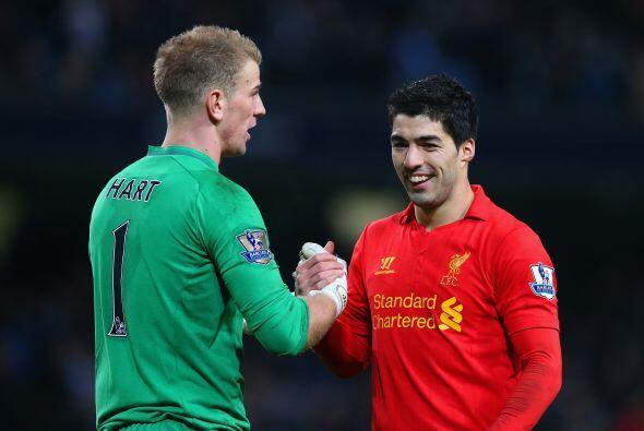 El City y Liverpool dividieron puntos, pero los locales quedaron a nueve...