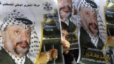 Un equipo de médicos exhumará los restos del ex presidente Yaser Arafat.